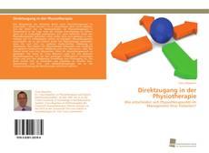 Buchcover von Direktzugang in der Physiotherapie