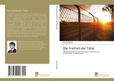 Capa do livro de Die Freiheit der Täter