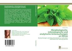 Morphologische, mikroskopische und analytische Untersuchungen an Minze的封面