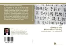 Kontrolle und Kommerzialisierung kitap kapağı