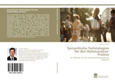 Capa do livro de Semantische Technologien für den Datenanalyse-Prozess