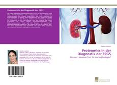 Couverture de Proteomics in der Diagnostik der FSGS