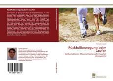 Portada del libro de Rückfußbewegung beim Laufen