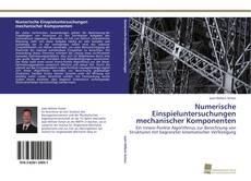 Обложка Numerische Einspieluntersuchungen mechanischer Komponenten