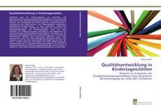 Buchcover von Qualitätsentwicklung in Kindertagesstätten