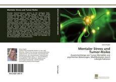 Buchcover von Mentaler Stress und Tumor-Risiko