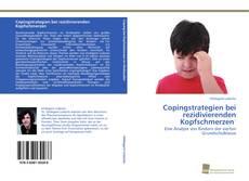 Bookcover of Copingstrategien bei rezidivierenden Kopfschmerzen