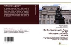 Обложка Der Buridanismus in Polen in der vorkopernikanischen Periode