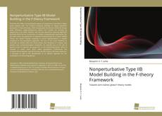Portada del libro de Nonperturbative Type IIB Model Building in the F-theory Framework