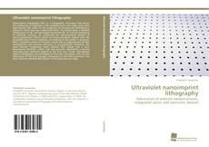 Bookcover of Ultraviolet nanoimprint lithography