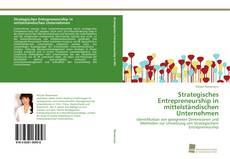 Portada del libro de Strategisches Entrepreneurship in mittelständischen Unternehmen