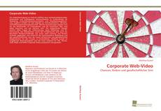Bookcover of Corporate Web-Video