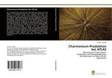 Portada del libro de Charmonium-Produktion bei ATLAS