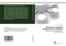 Dataspace Support Platform for e-Science kitap kapağı