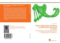 Bookcover of Gene expression profiling in differently fed farm animals