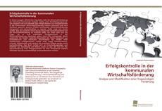 Bookcover of Erfolgskontrolle in der kommunalen Wirtschaftsförderung