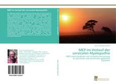 Bookcover of MEP im Verlauf der cervicalen Myelopathie