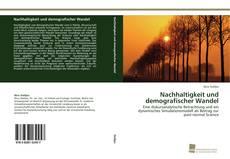 Bookcover of Nachhaltigkeit und demografischer Wandel