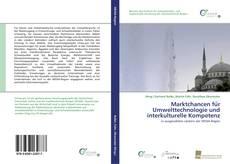 Capa do livro de Marktchancen für Umwelttechnologie und interkulturelle Kompetenz