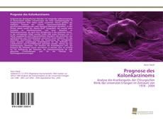 Buchcover von Prognose des Kolonkarzinoms