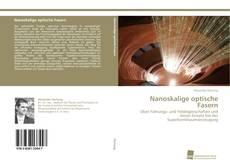 Portada del libro de Nanoskalige optische Fasern