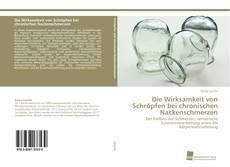 Buchcover von Die Wirksamkeit von Schröpfen bei chronischen Nackenschmerzen