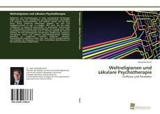 Weltreligionen und säkulare Psychotherapie kitap kapağı