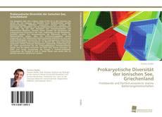 Bookcover of Prokaryotische Diversität der Ionischen See, Griechenland