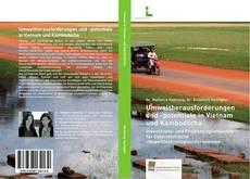 Portada del libro de Umweltherausforderungen  und ‑potentiale in Vietnam und Kambodscha