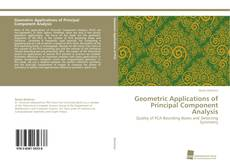 Copertina di Geometric Applications of Principal Component Analysis