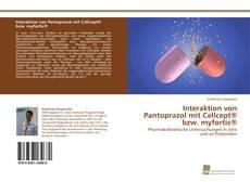 Bookcover of Interaktion von Pantoprazol mit Cellcept® bzw. myfortic®