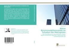 Borítókép a  Kleine Büroimmobilienmärkte im Schatten der Metropolen - hoz