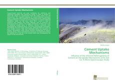 Couverture de Cement Uptake Mechanisms