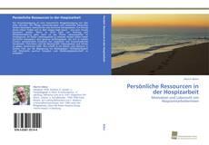Buchcover von Persönliche Ressourcen in der Hospizarbeit