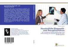 Capa do livro de Hausärztliche Diagnostik- und Therapieverfahren