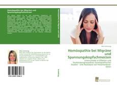 Bookcover of Homöopathie bei Migräne und Spannungskopfschmerzen