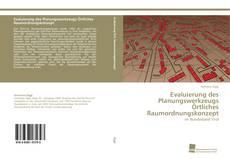 Couverture de Evaluierung des Planungswerkzeugs Örtliches Raumordnungskonzept