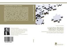 Bookcover of Logisches Denken  messbar machen