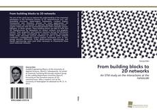 Bookcover of From building blocks to 2D networks