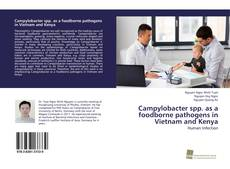 Bookcover of Campylobacter spp. as a foodborne pathogens in Vietnam and Kenya