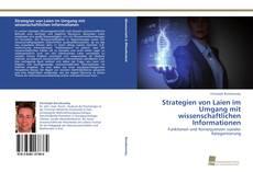 Bookcover of Strategien von Laien im Umgang mit wissenschaftlichen Informationen