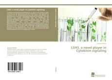 Bookcover of LSH3, a novel player in Cytokinin signaling