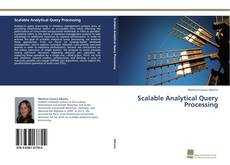 Bookcover of Scalable Analytical Query Processing