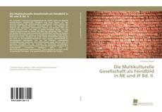Copertina di Die Multikulturelle Gesellschaft als Feindbild in NE und JF Bd. II.