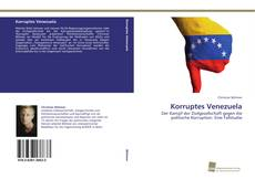Capa do livro de Korruptes Venezuela