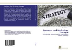 Buchcover von Business- und Marketing-Strategie