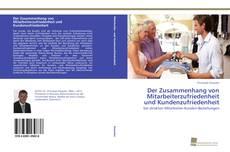 Buchcover von Der Zusammenhang von Mitarbeiterzufriedenheit und Kundenzufriedenheit