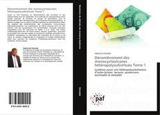Dénombrement des monocycloalcanes hétéropolysubstitués Tome 1的封面