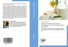 Bookcover of Bactériocines de bactéries lactiques de lait et de fromage de chèvre