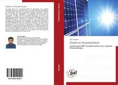 Bookcover of Etude en Automatique